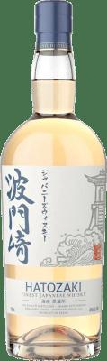 35,95 € Envío gratis | Whisky Blended Hatozaki Blended Reserva Japón Botella 70 cl
