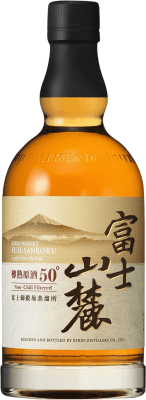 64,95 € Free Shipping | Whisky Blended Kirin Fuji Sanroku Reserva Japan Bottle 70 cl