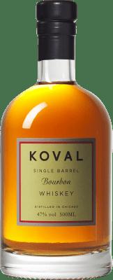 62,95 € Envoi gratuit | Bourbon Koval Reserva États Unis Demi Bouteille 50 cl