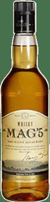 9,95 € Free Shipping | Whisky Blended Mag 5 Spain Missile Bottle 1 L