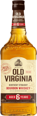 15,95 € Envoi gratuit | Whisky Blended Old Virginia États Unis Bouteille 70 cl