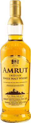 31,95 € Free Shipping | Whisky Single Malt Amrut India Bottle 70 cl