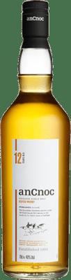 29,95 € Kostenloser Versand   Whiskey Single Malt Ancnoc 12 Años Großbritannien Flasche 70 cl