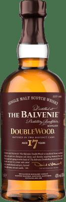 108,95 € Free Shipping | Whisky Single Malt Balvenie 17 Años United Kingdom Bottle 70 cl