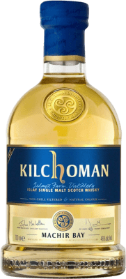 75,95 € Free Shipping | Whisky Single Malt Kilchoman Machir Bay United Kingdom Bottle 70 cl