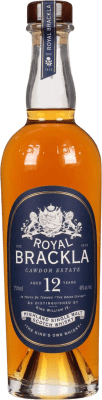 41,95 € Free Shipping | Whisky Single Malt Royal Brackla 12 Años United Kingdom Bottle 70 cl