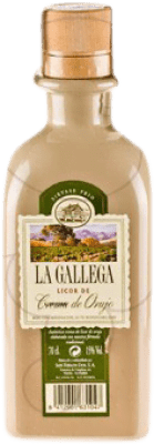 12,95 € Kostenloser Versand   Likörcreme La Gallega Crema de Orujo Spanien Flasche 70 cl