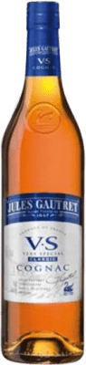 27,95 € Free Shipping | Cognac Jules Gautret V.S. Very Special France Bottle 70 cl
