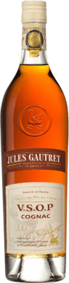 38,95 € Free Shipping | Cognac Jules Gautret V.S.O.P. Very Superior Old Pale France Bottle 70 cl
