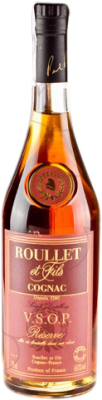65,95 € Free Shipping | Cognac Roullet et Fills V.S.O.P. Very Superior Old Pale France Bottle 70 cl