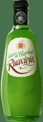 9,95 € Free Shipping | Herbal liqueur Rua Vieja Spain Bottle 70 cl