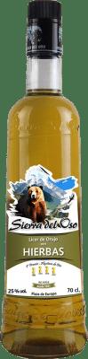 15,95 € Free Shipping | Herbal liqueur Sierra del Oso Spain Bottle 70 cl