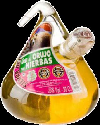 Herbal liqueur Sierra del Oso Spain Half Bottle 50 cl