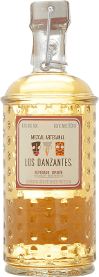 59,95 € Free Shipping | Mezcal Los Danzantes Reposado Mexico Bottle 70 cl