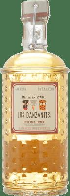 53,95 € Kostenloser Versand | Mezcal Los Danzantes Reposado Mexiko Flasche 70 cl