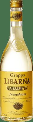 14,95 € Free Shipping | Grappa Libarna Italy Bottle 70 cl