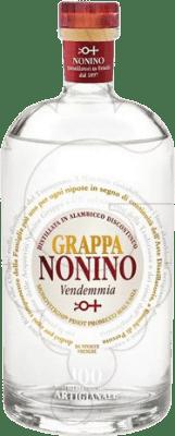 38,95 € Envoi gratuit | Grappa Nonino Vendemmia Italie Bouteille 70 cl