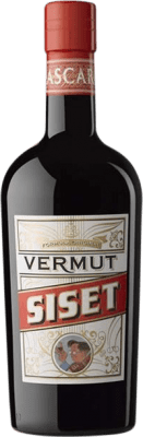 9,95 € Free Shipping | Vermouth Siset Spain Bottle 75 cl