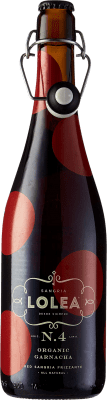 8,95 € Free Shipping | Sangaree Lolea Nº 4 Organic Spain Bottle 75 cl