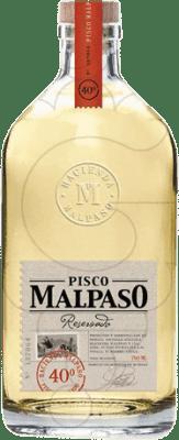 19,95 € Envoi gratuit | Pisco Hacienda Mal Paso Malpaso Reserva Chili Bouteille 70 cl