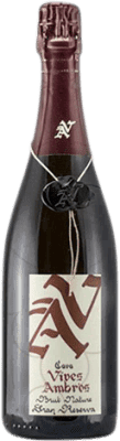 11,95 € Free Shipping | White sparkling Vives Ambròs Brut Nature Gran Reserva D.O. Cava Catalonia Spain Macabeo, Xarel·lo, Chardonnay Bottle 75 cl | Thousands of wine lovers trust us to get the best price guarantee, free shipping always and hassle-free shopping and returns.