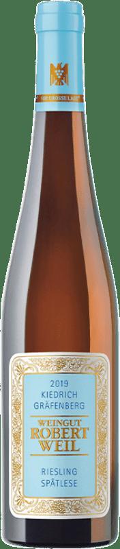 82,95 € Free Shipping | White wine Weingut Robert Weil Kiedrich Gräfenberg Spätlese Crianza Germany Riesling Bottle 75 cl