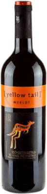 8,95 € Free Shipping   Red wine Yellow Tail Australia Merlot Bottle 75 cl   Thousands of wine lovers trust us to get the best price guarantee, free shipping always and hassle-free shopping and returns.