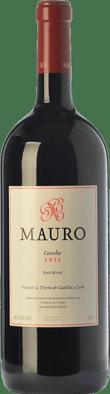79,95 € Free Shipping | Red wine Mauro Mauro Magnum I.G.P. Vino de la Tierra de Castilla y León Castilla y León Spain Magnum Bottle 1,5 L