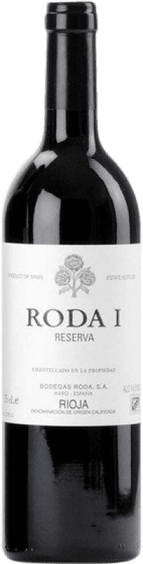 92,95 € Free Shipping | Red wine Bodegas Roda Roda I Reserva D.O.Ca. Rioja The Rioja Spain Tempranillo Magnum Bottle 1,5 L