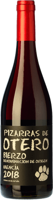 8,95 € Envoi gratuit | Vin rouge Martín Códax Pizarras de Otero D.O. Bierzo Espagne Mencía Bouteille 75 cl