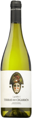 6,95 € Free Shipping | White wine Martín Códax Terras do Cigarrón D.O. Monterrei Spain Godello Bottle 75 cl | Thousands of wine lovers trust us to get the best price guarantee, free shipping always and hassle-free shopping and returns.