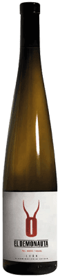 13,95 € 免费送货 | 白酒 Meoriga El Demonauta D.O. Tierra de León 西班牙 Albarín 瓶子 75 cl | 成千上万的葡萄酒爱好者信赖我们,保证最优惠的价格,免费送货,购买和退货,没有复杂性.