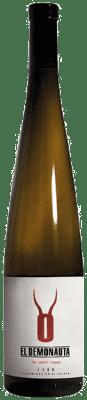 13,95 € Envio grátis | Vinho branco Meoriga El Demonauta D.O. Tierra de León Espanha Albarín Garrafa 75 cl | Milhares de amantes do vinho confiam em nós com a garantia do melhor preço, envio sempre grátis e compras e devoluções sem complicações.
