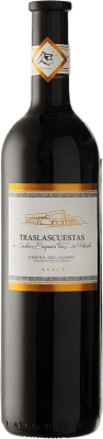 9,95 € Free Shipping | Red wine Traslascuestas Joven D.O. Ribera del Duero Spain Tempranillo Bottle 75 cl