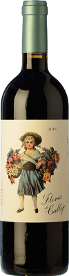 16,95 € Free Shipping | Red wine Callejo Flores de Callejo Joven D.O. Ribera del Duero Spain Tempranillo Magnum Bottle 1,5 L