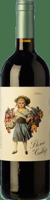 16,95 € Envío gratis | Vino tinto Callejo Flores de Callejo Joven D.O. Ribera del Duero España Tempranillo Botella Mágnum 1,5 L