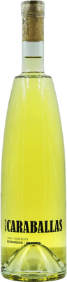 9,95 € Kostenloser Versand | Weißwein Finca Las Caraballas Jung D.O. Rueda Spanien Verdejo Flasche 75 cl