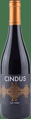 9,95 € Envoi gratuit | Vin rouge Legado de Orniz Cindus Crianza D.O. Toro Espagne Tinta de Toro Bouteille 75 cl