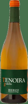 6,95 € Envio grátis | Vinho branco Tenoira Gayoso Joven D.O. Bierzo Espanha Mencía Garrafa 75 cl | Milhares de amantes do vinho confiam em nós com a garantia do melhor preço, envio sempre grátis e compras e devoluções sem complicações.
