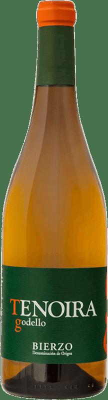 6,95 € Free Shipping | White wine Tenoira Gayoso Joven D.O. Bierzo Spain Mencía Bottle 75 cl