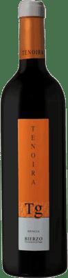 7,95 € Spedizione Gratuita | Vino rosso Tenoira Gayoso D.O. Bierzo Spagna Mencía Bottiglia Magnum 1,5 L | Migliaia di amanti del vino si fidano di noi con la garanzia del miglior prezzo, spedizione sempre gratuita e acquisti e ritorni senza complicazioni.