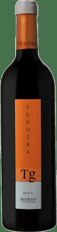 8,95 € Free Shipping   Red wine Tenoira Gayoso D.O. Bierzo Spain Mencía Magnum Bottle 1,5 L