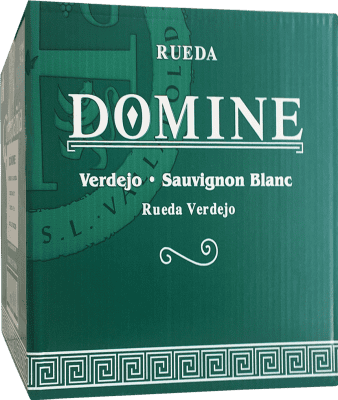 45,95 € Free Shipping | Packs PACK (6x) Domine Blanco Verdejo D.O. Rueda