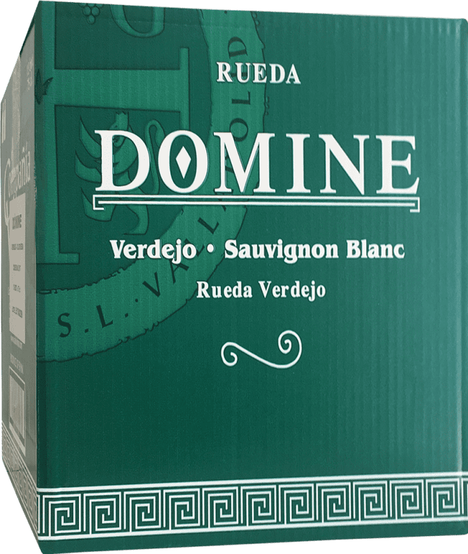 39,95 € Free Shipping | Packs PACK (6x) Domine Blanco Verdejo D.O. Rueda