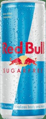 1,95 € Free Shipping | Refreshment Red Bull Energy Drink Bebida energética Sugarfree Austria Lata 25 cl