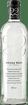 3,95 € Envoi gratuit | Eau 22 Artesian Water Espagne Bouteille 80 cl