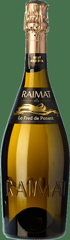 10,95 € Free Shipping   White sparkling Raimat Lo Fred de Ponent Brut Reserva D.O. Cava Catalonia Spain Pinot Black, Chardonnay Bottle 75 cl