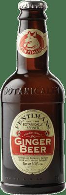 1,95 € Envoi gratuit | Boissons et Mixers Fentimans Ginger Beer Royaume-Uni Petite Bouteille Chopine 20 cl