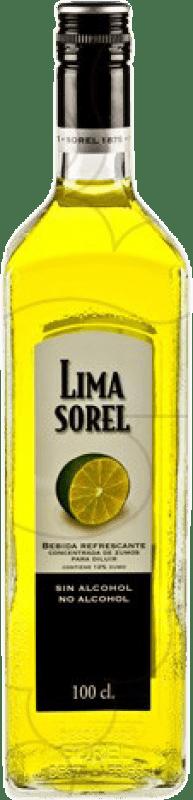 5,95 € Envoi gratuit | Schnapp Lima Sorel Espagne Bouteille Missile 1 L