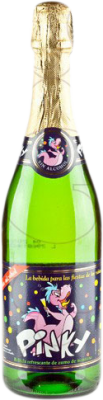 4,95 € Free Shipping   Rosé wine Pinky sin alcohol Spain Bottle 75 cl
